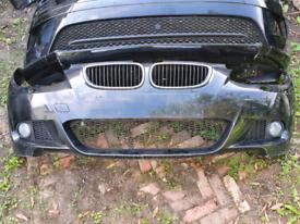 BMW 3 SERIES - E92/ E93 - FRONT BUMPER -MSPORT - COMPLETE