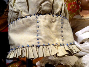 antique VICTORIAN Baby BONNET Toddler ADORABLE girl TOO CUTE!!!! Cambridge Kitchener Area image 5