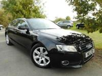 2010 Audi A5 2.7 TDI SE 5dr Multitronic Tech Pack! Sat Nav! 5 door Hatchback
