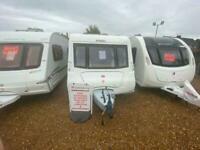 Elddis odyssey 650 2012 4 berth