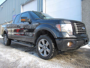 FORD F-150 FX4 2011 ***CUIR & TOIT OUVRANT***