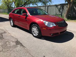 2007 Chrysler Sebring Touring Accident Free, Pwr Seat, Pwr Wind,