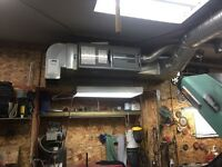 Garage heaters done right.