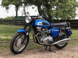 1969 MK1 BSA Rocket 3 III 750cc Fully Restored & Looks Stunning With Matching !!