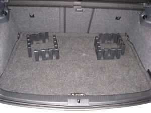 VW Cargo Trunk Liner  - Golf Hatchback Volkswagen Car Go Blocks