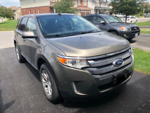 2013 Ford Edge, Great Condition, fully loaded features