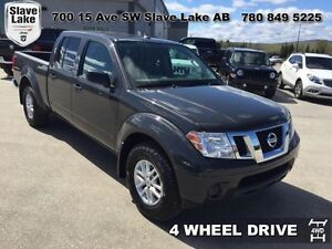 2014 Nissan Frontier SV CREW CAB 4X4!!LOW MILEAGE!!