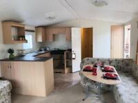 CARAVAN HOLIDAY HOME FOR SALE NEAR NORFOLK BROADS NEAR GORLESTON BEACH