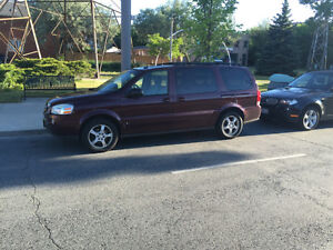 2007 Chevrolet Uplander **Certified and E-test**