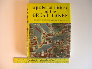 A Pictorial History of The Great Lakes, Book