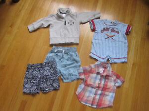 Baby Clothes,  6 - 12 months