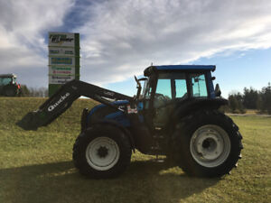 Valtra N121 Advanced tractor