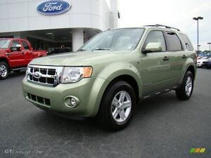 2008-2012 Ford Escape Parts COMPLETE VEHICLE