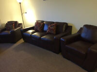 3-piece brand new mint condition couch