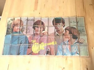 The Monkees TRADING CARDS 1967 RAYBERT Complete Set Of 44