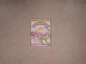 Classic Tv Collection: My Little Pony: The Complete Dvd Series