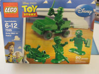Lego - Toy Story - 7595 - Army Men on Patrol