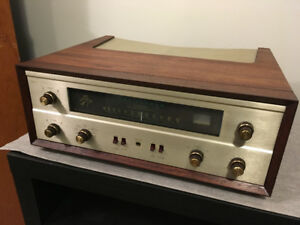 Fisher 400 Tube Receiver Amplifier