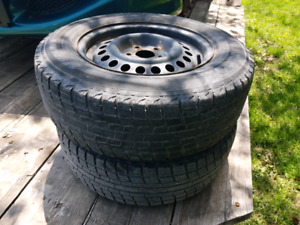 Ice Gaurd Snow Tires 195/70R14