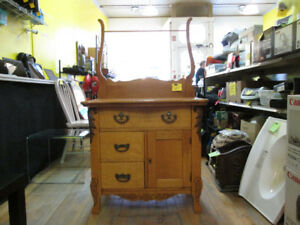 Wash Stand With Harp For Sale At Nearly New Port Hope