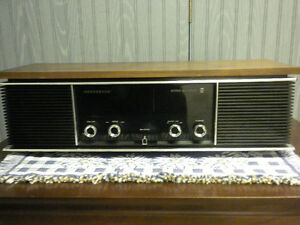 Vintage Radio--Panasonic Stereo Multiplex RE 7300