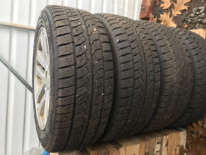 Pneus hiver/ Winter Tires 205 55R 16