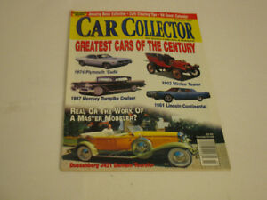 Car Collector, February 1999