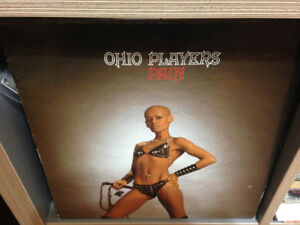 Ohio Players Pain VINYL LP