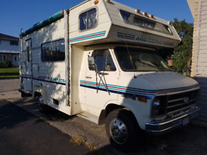 1980 20' Chevy Aristocrat Motorhome As Is