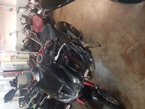 Suzuki m50 boulevard 4500  $