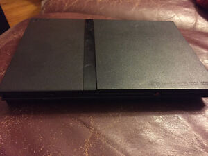 PS2 Slim (Korean) - for parts or trade