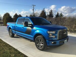 2016 Ford F150 XLT Sport Special