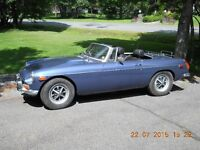 1974 MGB Roadster in Great Condition