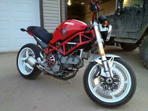 PRICE REDUCED DUCATI MONSTER S2R