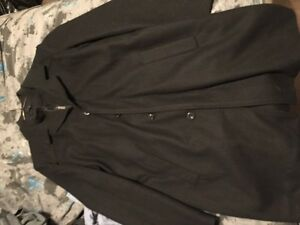 MENS BLACK COAT (DRESSMAN)
