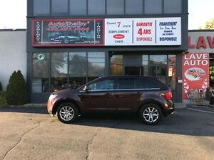 Ford EDGE Limited AWD-CUIR-NAVIGATION-CAMERA 2011