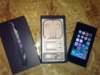 IPHONE 5 BLACK 16GB(ROGERS/CHAT-R)(GOOD CONDITION)