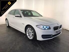 2014 64 BMW 520D SE DIESEL AUTOMATIC 1 OWNER SERVICE HISTORY FINANCE PX WELCOME