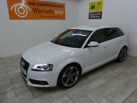 Audi A3 2.0TDI Black Edition ***FROM £217 PER MONTH***