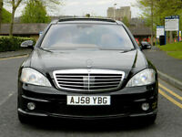Mercedes-Benz S Class 6.0 S65 AMG Limousine 4dr 612 Bhp MEGA SPEC!+REAR SCREENS+