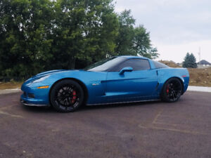 2008 Corvette Z06 Supercharged