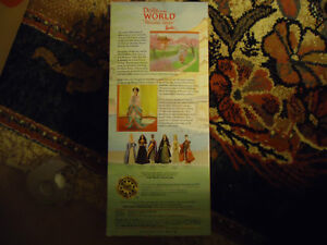 Dolls Of The World  Princess Of Japan  COLLECTABLE MINT CONDITIO London Ontario image 2
