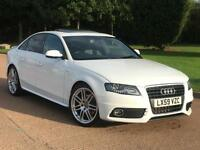 59 REG Audi A4 2.0TDI S-LINE PLUS. SEPECIAL EDTION