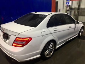 2012 mercedes c250 4matic low kms