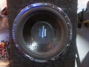 Pyle waterproof Subwoofers