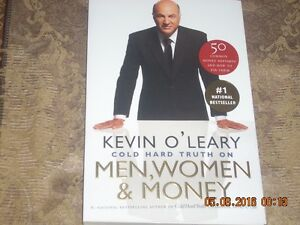 Kevin O'Leary, Cold Hard Truth On MEN, WOMEN & MONEY