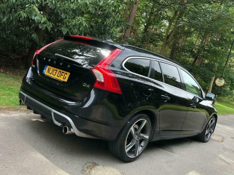 2013 13 VOLVO V60 2 0L D4 R-DESIGN LUX NAV 5D 161 BHP DIESEL | in Bourne  End, Buckinghamshire | Gumtree