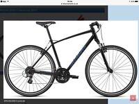 Specialized Men's Black Crosstrail Bike