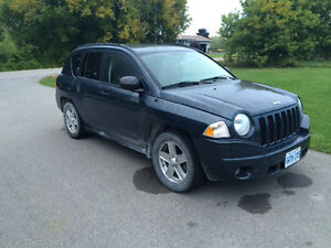 WANT IT GONE 2007 Jeep Compass SUV, Crossover