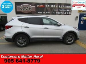 2017 Hyundai Santa Fe Sport SE  AWD LEATHER PANO ROOF CAMERA HEA